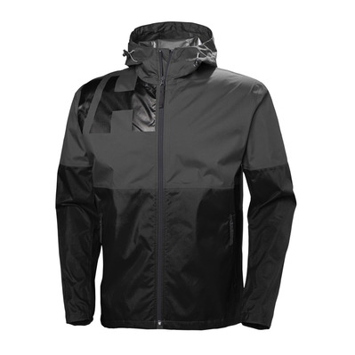 HELLY HANSEN - PURSUIT - Chaqueta hombre black