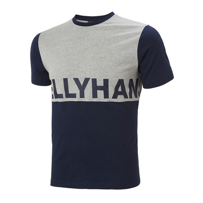 HELLY HANSEN - ACTIVE- T-shirt Uomo navy