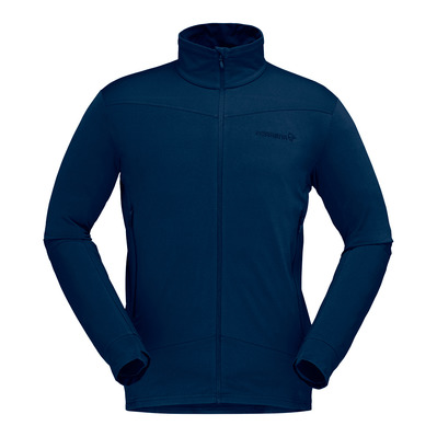 NORRONA - FALKETIND WARM1 STRETCH - Polaire Homme indigo night