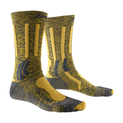 X-SOCKS - TREK X MERINO - Calcetines charcoal/gris