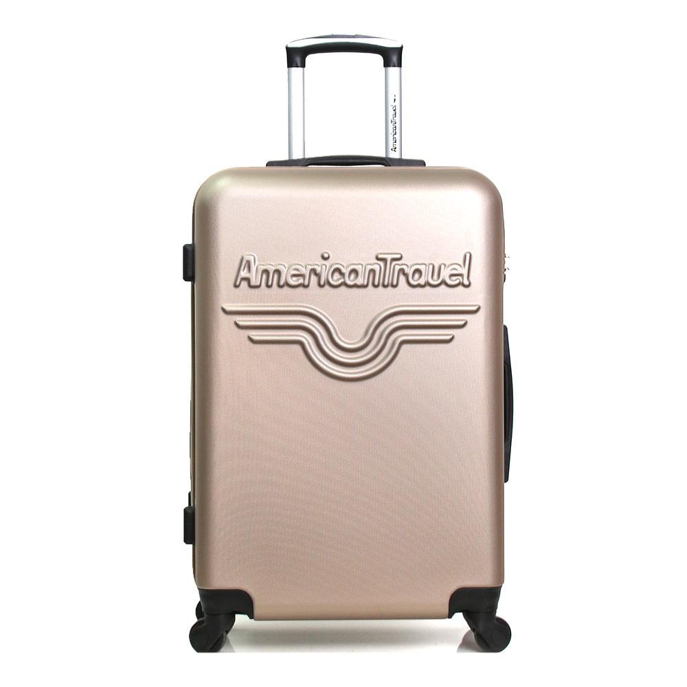 liberal fragancia Concesión  ESPECIAL MALETAS American Travel CHELSEA 37L - Maleta de cabina gold -  Private Sport Shop