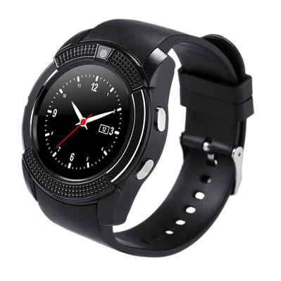WAC47 - Montre connectée black