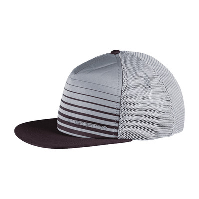 LA SPORTIVA - GRADE - Gorra black/cloud