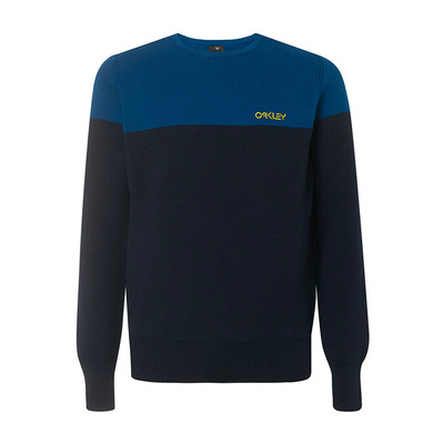 FS CREW TECH KNIT - Pull Homme foggy blue