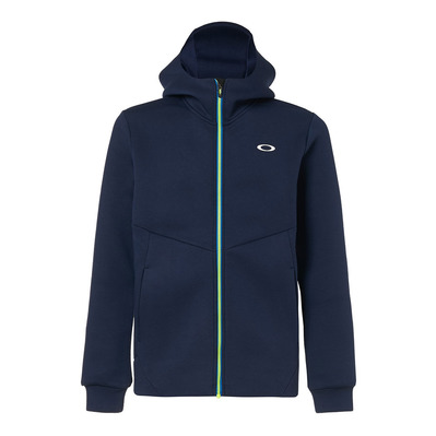 ENHANCE QD FLEECE 9.7 - Veste Homme foggy blue