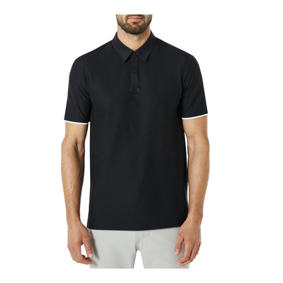 ICON GOLF - Polo Homme blackout
