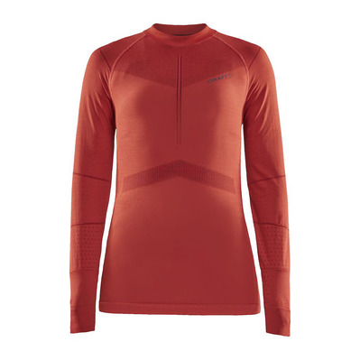 ACTIVE INTENSITY CN LS - Sous-couche Femme beam/rhubarb