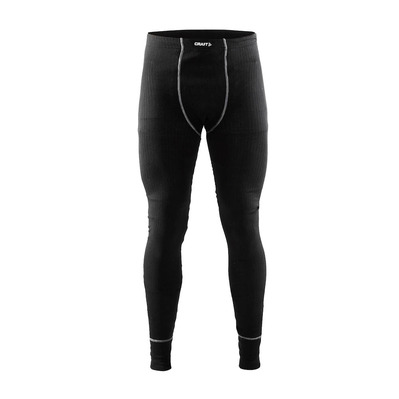 BE ACTIVE - Collant Homme black/contraste