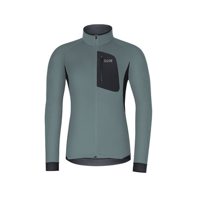 Wear M THERMO - Maillot Homme nordic blue/black
