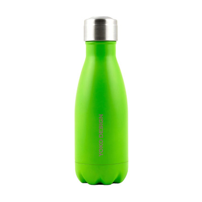1336 - Bouteille isotherme 260ml matte green