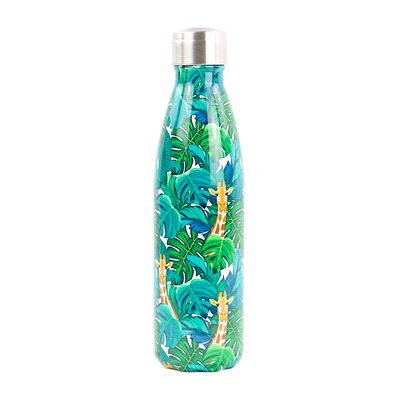 1810 - Bouteille isotherme 500ml giraffe