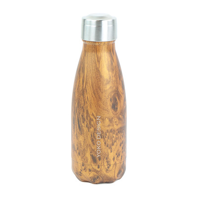 1816 - Bouteille isotherme 260ml wood
