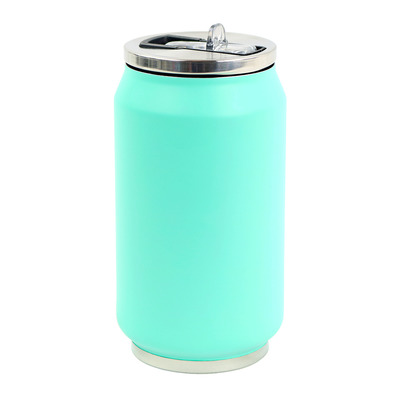 1821 - Canette isotherme 280ml pastel mint mat