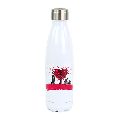 1857 - Bouteille isotherme 500ml romance