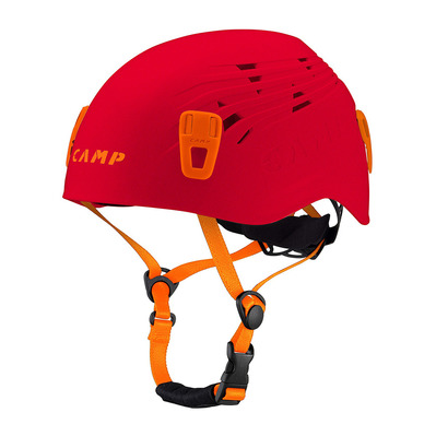 CAMP - TITAN - Casco rojo
