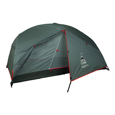 CAMP - MINIMA 2 PRO - Tente 2 places gris/kaki