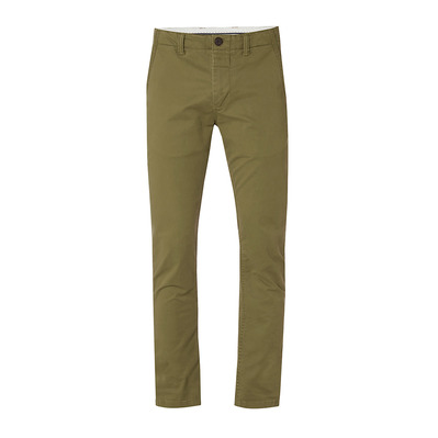 LM CHINO - Pantalon Homme winter mos