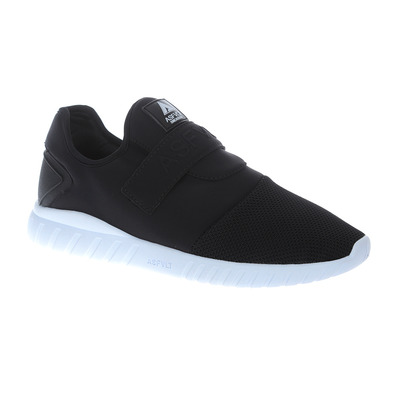 AREA V - Sneakers black/black white