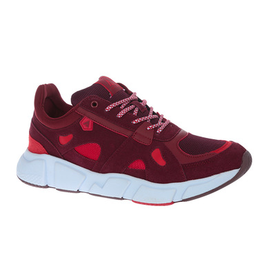 SWITCH - Sneakers maroon marsala