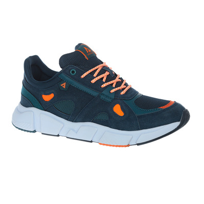 SWITCH - Sneakers navy orange