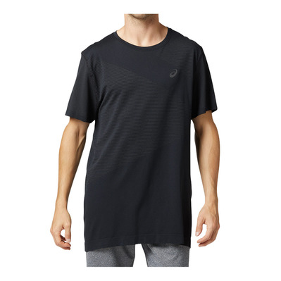 ASICS - TOKYO SEAMLESS SS Homme PERFORMANCE BLACK