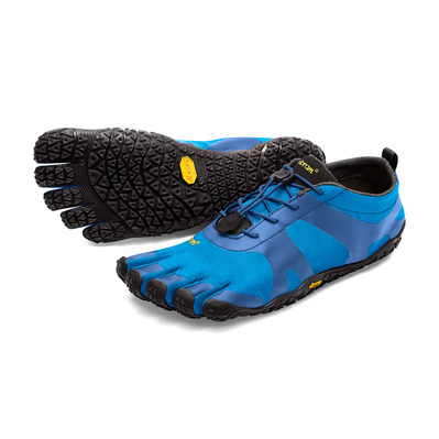 FIVE FINGERS - V-ALPHA - Zapatillas de senderismo hombre blue/black