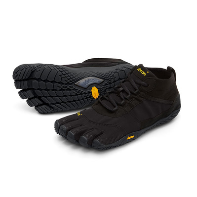 FIVE FINGERS - Vibram Five Fingers V-TREK Femme Noir/Noir