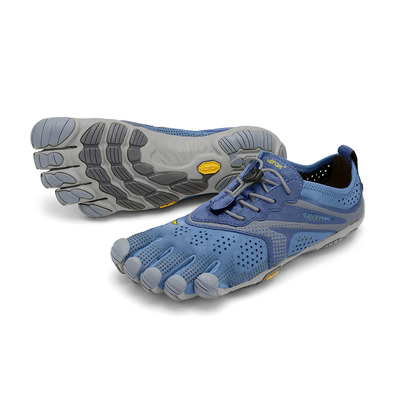 FIVE FINGERS - Vibram Five Fingers V-RUN Femme Bleu/Bleu