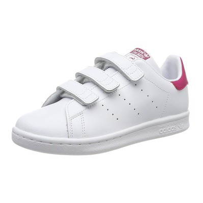 B32706 STAN SMITH CF C - Sneakers Junior white/pink