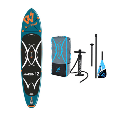 MARLIN 12' - Stand up paddle gonflable blue + accessoires