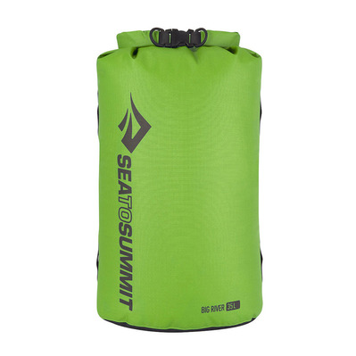 SEA TO SUMMIT - BIG RIVER 35L - Sac étanche apple green