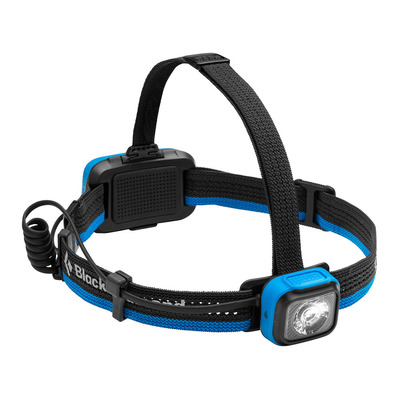 BLACK DIAMOND - SPRINTER - Lampe frontale 275 lm ultra blue