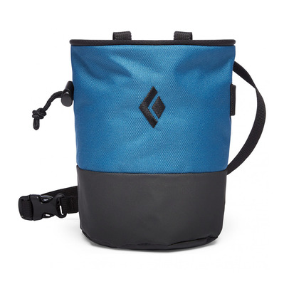BLACK DIAMOND - MOJO ZIP CHALK BAG Unisexe Astral Blue-Slate