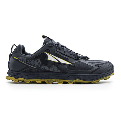 ALTRA - LONE PEAK 4.5 - Trail Shoes - Men's - carbon