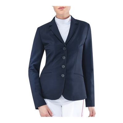 EQUILINE - CHASTITY - Veste concours Femme blue/blue