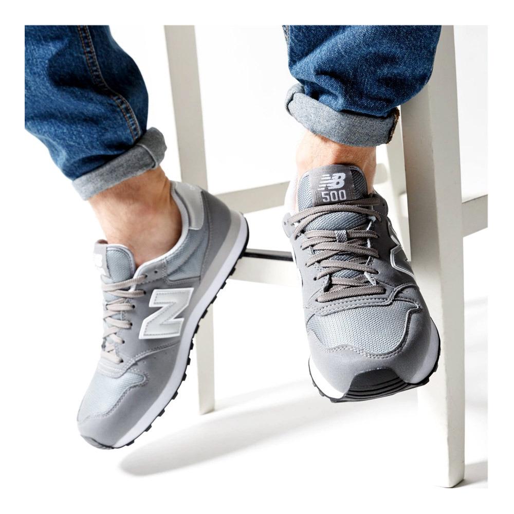 NEW BALANCE New Balance GM500GRY - Trainers - Men's - grey ...
