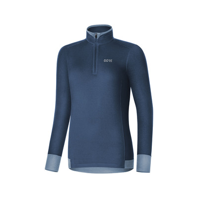 Wear M THERMO LIGHT - Maglia Donna deep water blue