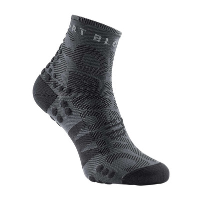 COMPRESSPORT - Pro Racing Socks v3.0 Run High - Black Edition 2020 Unisexe Black