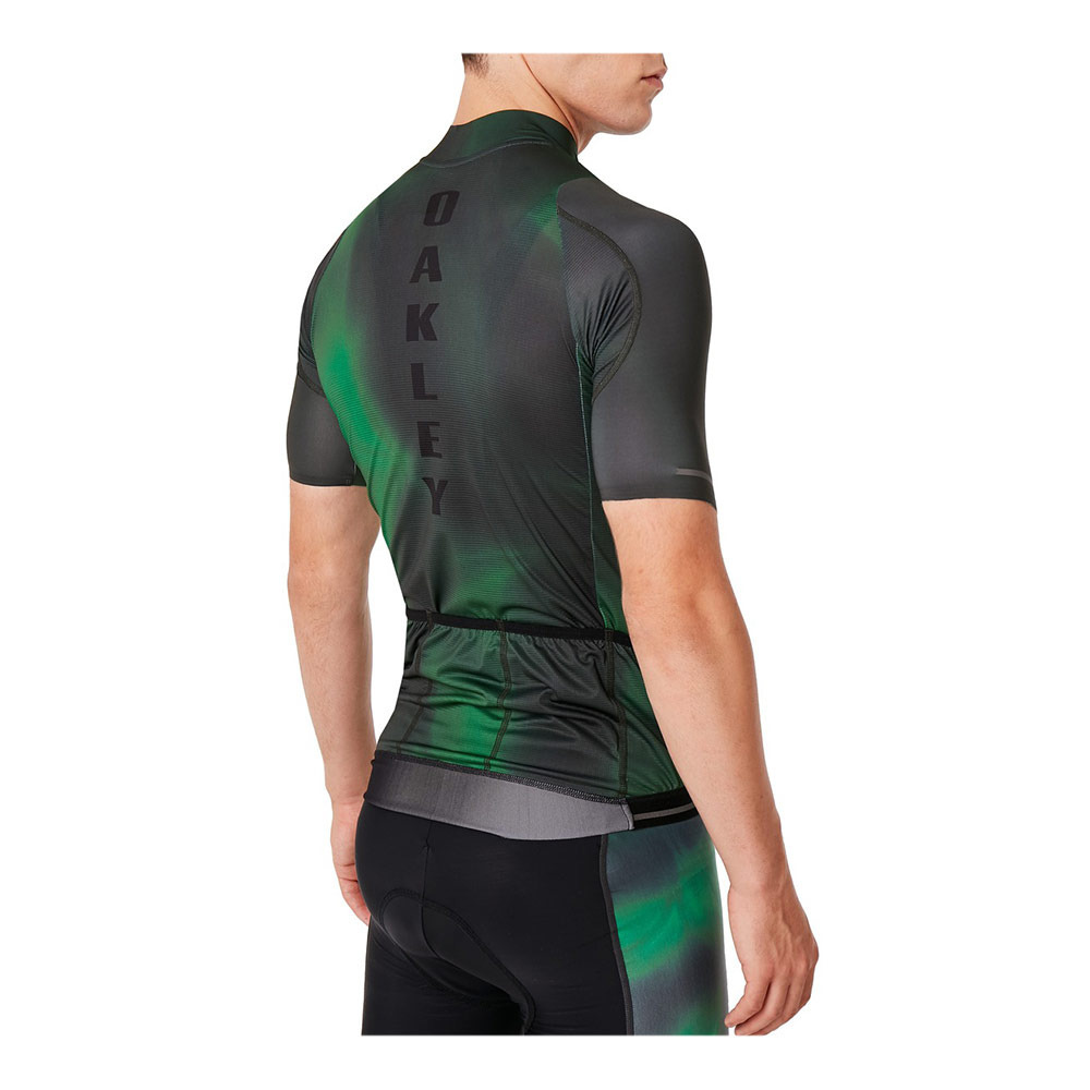 settembre collare tosse  MUST-HAVE SPECIAL Oakley AERO - Jersey - Men's - laser green - Private  Sport Shop