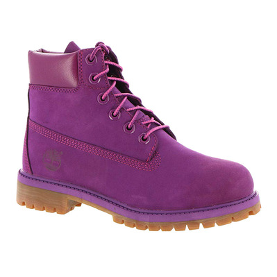 6IN PREMIUM BOOT WP - Chaussures Junior grape juice