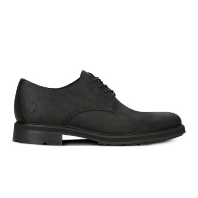 WINDBUCKS PLAIN TOE OXFORD - Chaussures Homme black