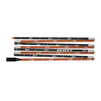 PROB SPEED 300 - Sonde d'avalanche black/orange