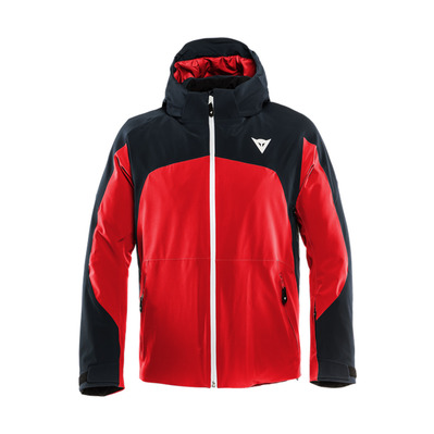 HP2M2.1 - Veste ski Homme high risk red/stretch limo/stretch limo