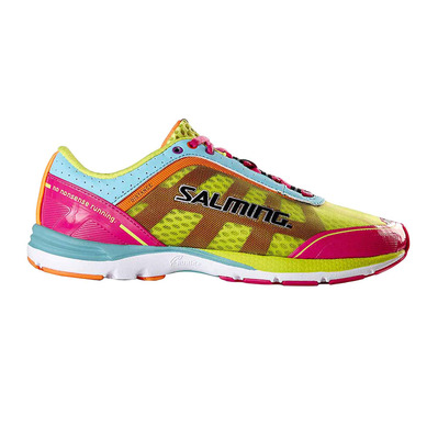 DISTANCE 3 - Chaussures running Femme rose/turquoise