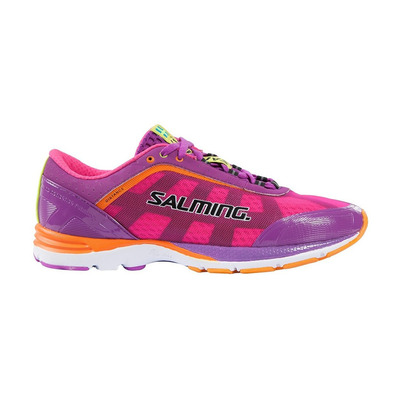 DISTANCE - Chaussures running Femme violet/rose