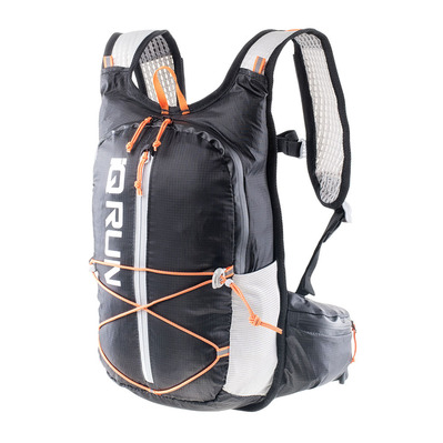 IQ ULTRARUNNER 6L - Mochila black/grey
