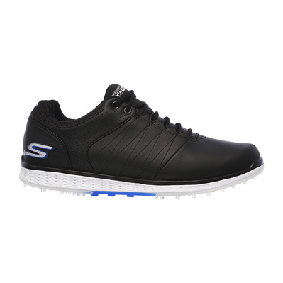 GO GOLF ELITE 2 - Chaussures Homme black leather/blue trim