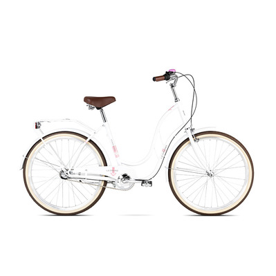 "MADISON 2 26"" - Vélo urbain Mixte white glossy"