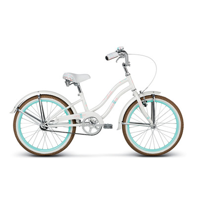 "SANIBEL 20"" - Cruiser Junior white"