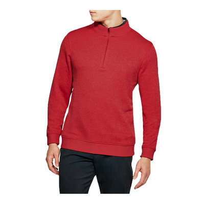 CRESTABLE - Sweat Homme red